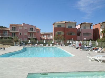 Photo for Quiet Apartment in Aregno by the Sea