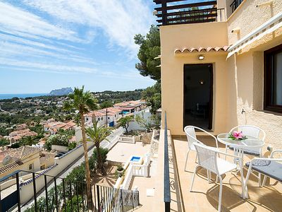 Photo for Vacation home AmareMonte in Benissa - 4 persons, 2 bedrooms