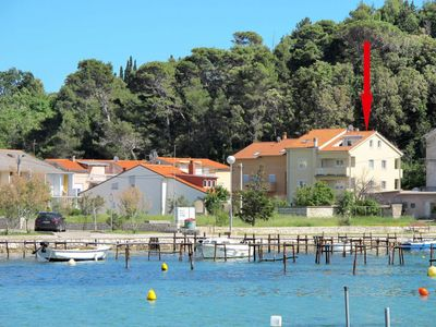 Photo for One bedroom Apartment, sleeps 5 in Rab with Air Con and WiFi