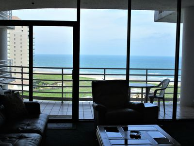 Photo for Spectacular 9th Floor Beach Front Views!