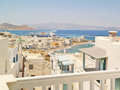 Photo for White Cocoon, your love nest on Naxos Island