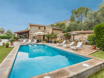 Photo for Catalunya Casas: Villa Mossa for 6 guests, only 2 km to Mallorca beaches!