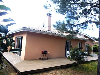 Photo for VILLA SOUS LES PINS NEAR THE BEACH FOR 6 PEOPLE