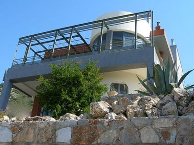 Photo for Holiday Villa ,Unique Aegean Views  (4 up to 8 persons)