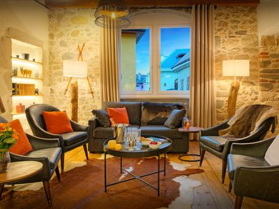 Photo for Explore medieval town & lake from luxury 4 star apartment - OVO Network