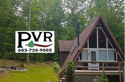 Photo for 2BR Pet Friendly Chalet - AC, WiFi, Fire Pit, Walk to the Beach!