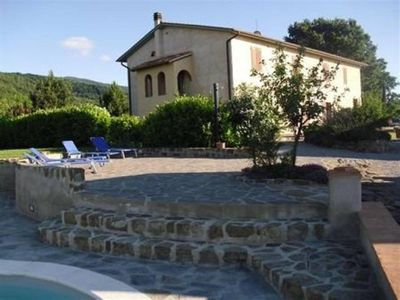 Photo for Farmhouse near the Val d'orcia and Bagni san filippo