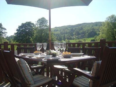 Photo for Fellside Lodge in Troutbeck Valley, Windermere