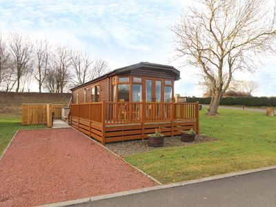 Photo for 2 bedroom Log Cabin in Nr Alnwick - CN214