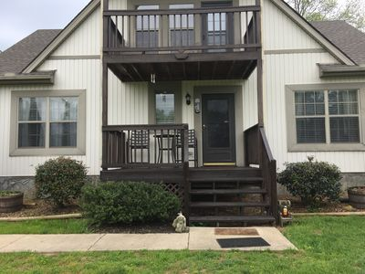 Photo for 2 bedrooms 1 couch sofa located on OldHickory Lake