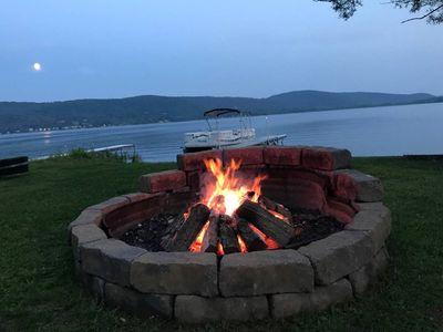 """Photo for """"Camp Moonshine"""" Cooperstown Lakefront Cottage"""