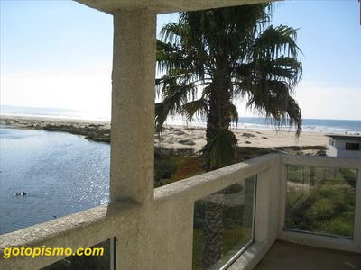 Photo for Best of the Beach 152 Addie - Deluxe Townhome Overlooks Sandy Pismo Bch