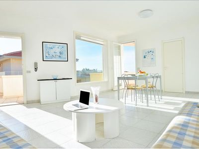 Photo for Apartment 922 m from the center of Marina di Ragusa with Terrace, Washing machine (552668)