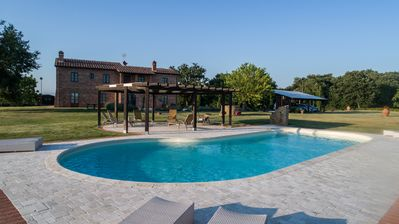 Photo for Holiday Villa in Tuscany with SPA