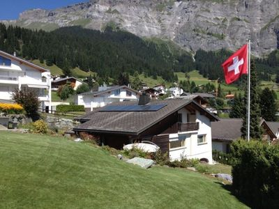 Photo for Apartment El Cantun in Flims - 12 persons, 4 bedrooms