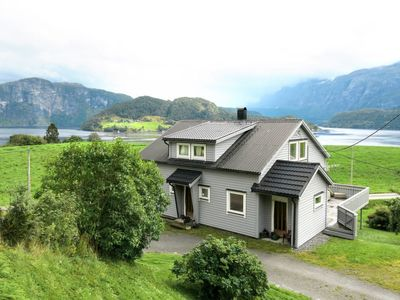 Photo for Vacation home Runnavika (FJS564) in Kvammen - 8 persons, 5 bedrooms