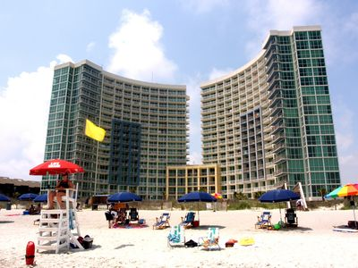 Photo for Beautiful Avista Resort, Direct Oceanfront 1Bd, Close To Everything, Sleeps 8
