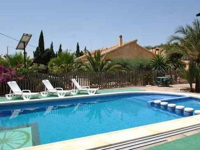 Photo for 2BR Farmhouse Vacation Rental in Fortuna, Murcia