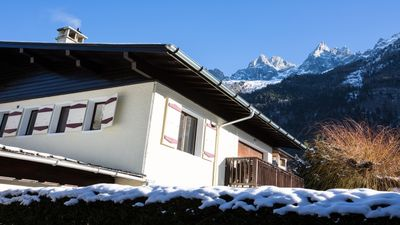 Photo for Chalet Chintalaya is a spacious, homely, central chalet with parking for 3 cars