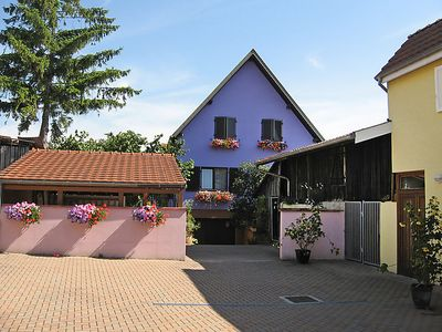 Photo for 1BR Apartment Vacation Rental in Marckolsheim