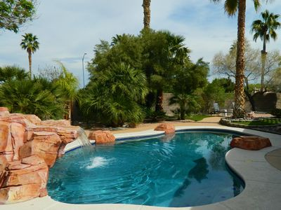 Photo for Stunning Las Vegas Oasis 12 Miles to The Strip, 9 Miles to Freemont Street