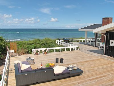 Photo for Panoramic sea view by the beach. Up to 10 guests in Gilleleje - Northern Zealand