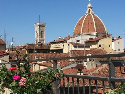 "Photo for A ""nest"" with a large terrace in Santa Croce"