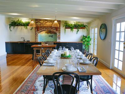 Photo for Mali Brae Farm Beach House is the place to unwind and relax in Jervis Bay.
