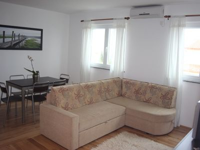 Photo for Four Star Apartment with nice sea wiev in smal village