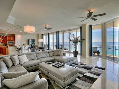 Photo for Breathtaking Penthouse in the Heart of PCB. Treat the family, vacation in luxury