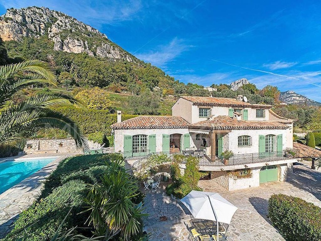 Beautiful Villa In Vence With Pool And... - HomeAway Vence
