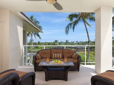 Photo for Vista Waikoloa A304.  Ocean View, Top Floor, 2 Bedrooms
