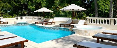 Photo for Modern Villa , swimming pool all amenities, beach nearby.