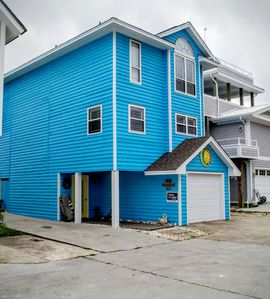 Photo for Oceanfront house with many upgrades in the heart of Atlantic Beach!