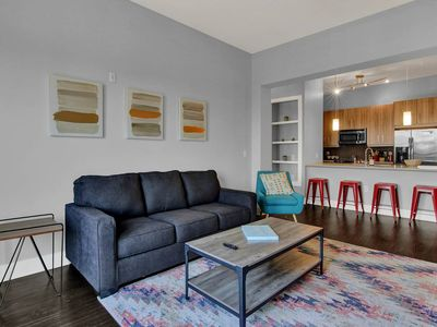 Photo for Roomy Downtown Charlotte 2Bed/2Bath Apartment