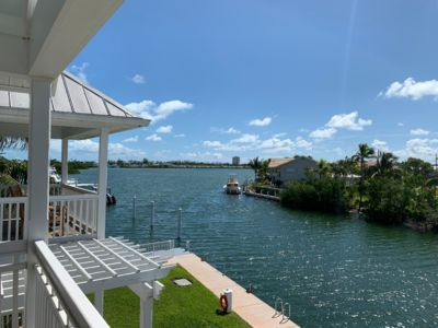Photo for Coral Lagoon Unit 2 marathon Keys Waterfront Home