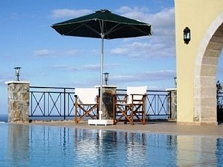 Photo for Villa Halcyon has a Private Pool, Superb Panoramic Sea Views