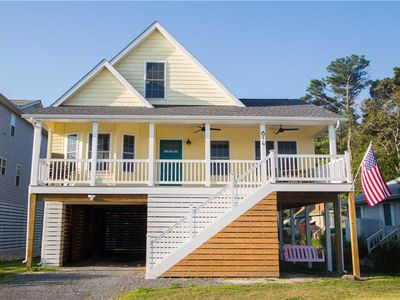 Photo for Canal Views and access. Bethany Beach. 614 7th Street