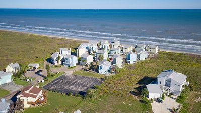 Exterior - Welcome to Port Aransas! Your rental is located in the exclusive Lost Colony beachfront community.