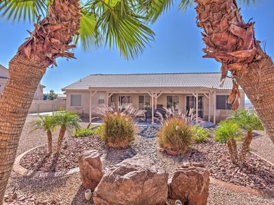 Photo for 3BR Bullhead City House w/ Yard & Mountain Views!