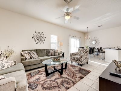 Photo for Near Disney World - Bella Vida Resort - Amazing Cozy 4 Beds 3 Baths Townhome - 7 Miles To Disney