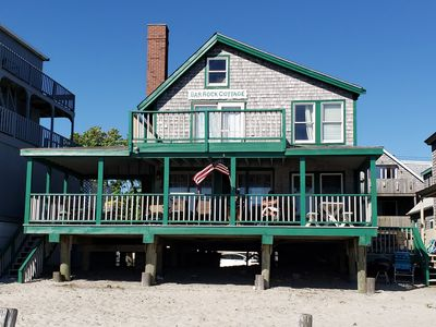 Photo for 1 Bedroom ON BEACH with Loft sleeps three comfortably! On Minot Beach!
