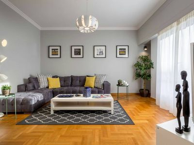 Photo for 110m² homm 3BD Penthouse in Athens, Nea Smyrni