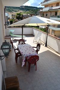 Photo for Air conditioning, wifi and wall internet, 150 meters from the sea, 450 meters from the center
