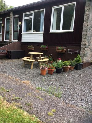 Photo for Cosy Cove Chalet.  Family & Pet Friendly.  Near Bude.