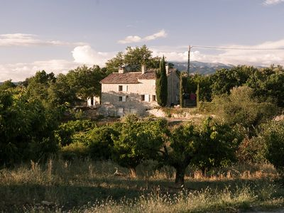 """Photo for Old and charming """" mas provencal """", renovated in 2007"""
