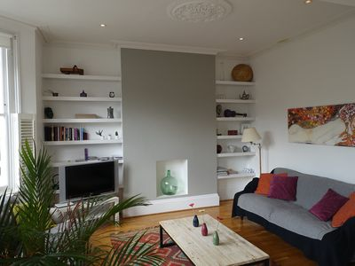 Photo for Stylish 6 bed newly decorated flat near Notting Hill