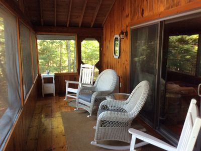 Photo for 2BR Cottage Vacation Rental in Conway, New Hampshire