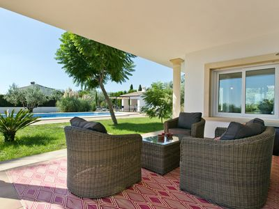 Photo for Fabulous spacious modern villa with private pool in Javea.