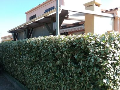 Photo for House in Argeles beach with air conditioning and mosquito net